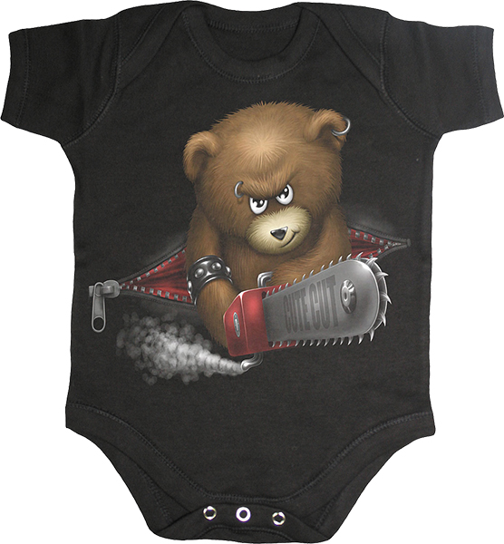 Beware The Bear - Body