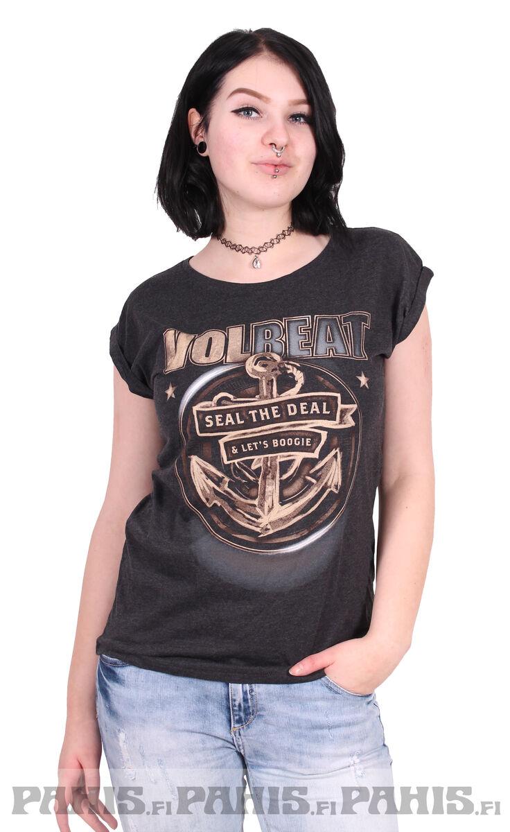 Puez Melange Dry Short Sleeve Tee, naisten t-paita
