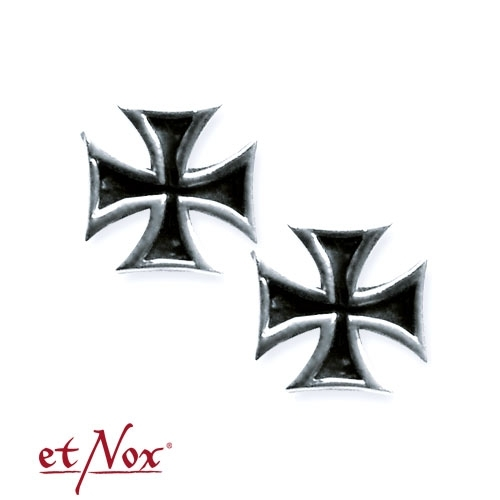etNox Iron Cross - Korvakorut