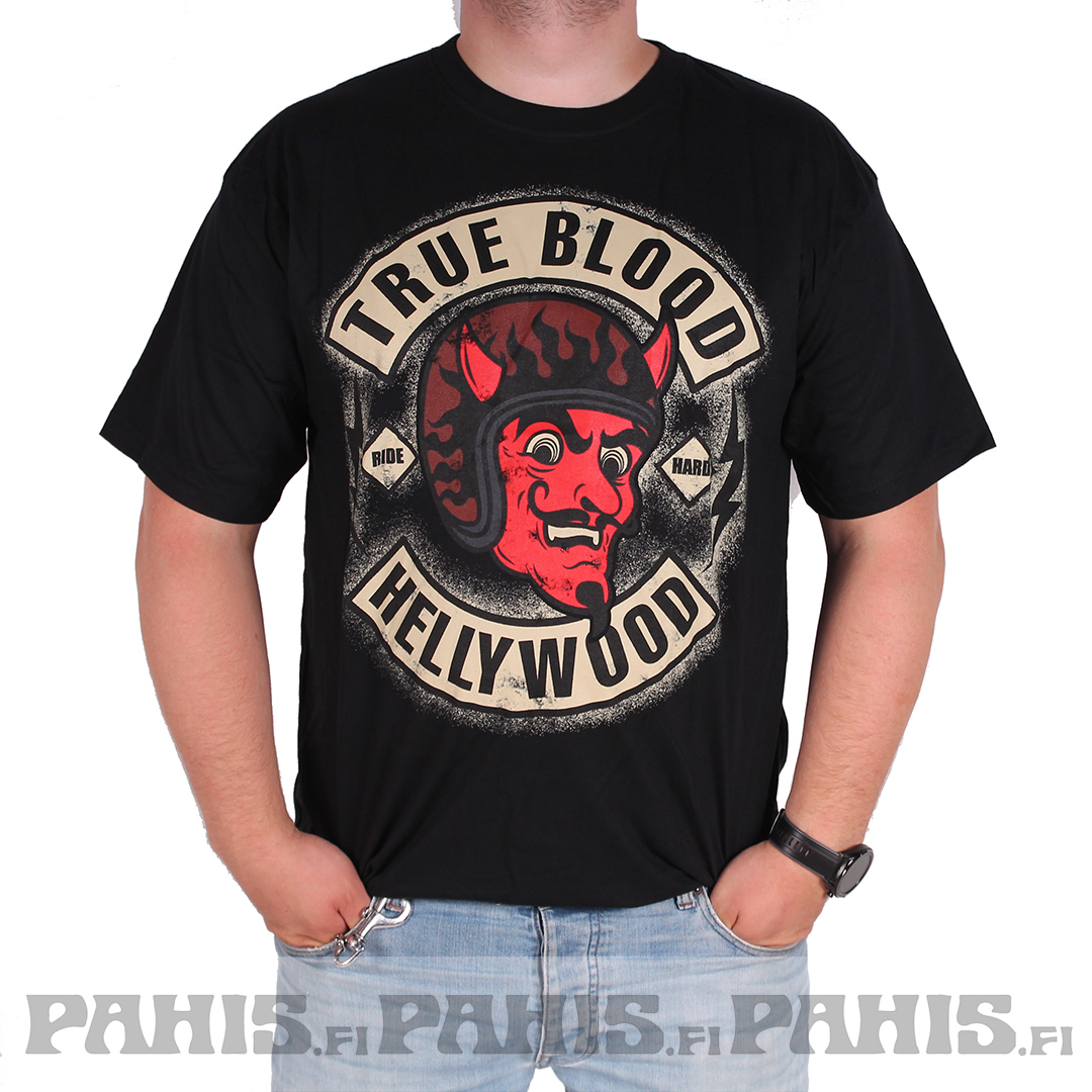 True Blood Hellywood - T-Paita