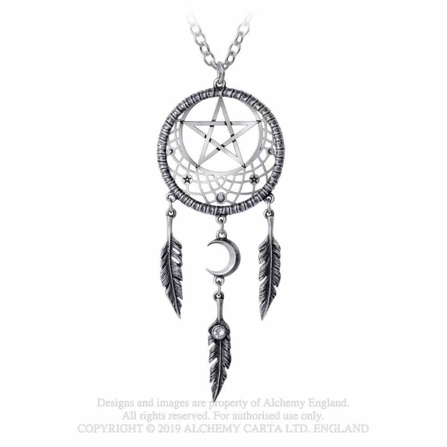 Alchemy Gothic Pagan Dream catcher - Kaulakoru