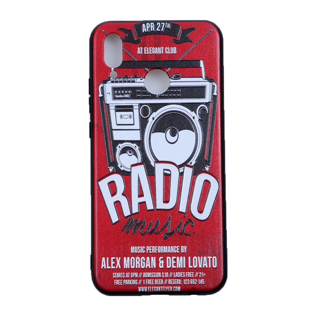 Radio - Suojakuori, Huawei P20 Lite