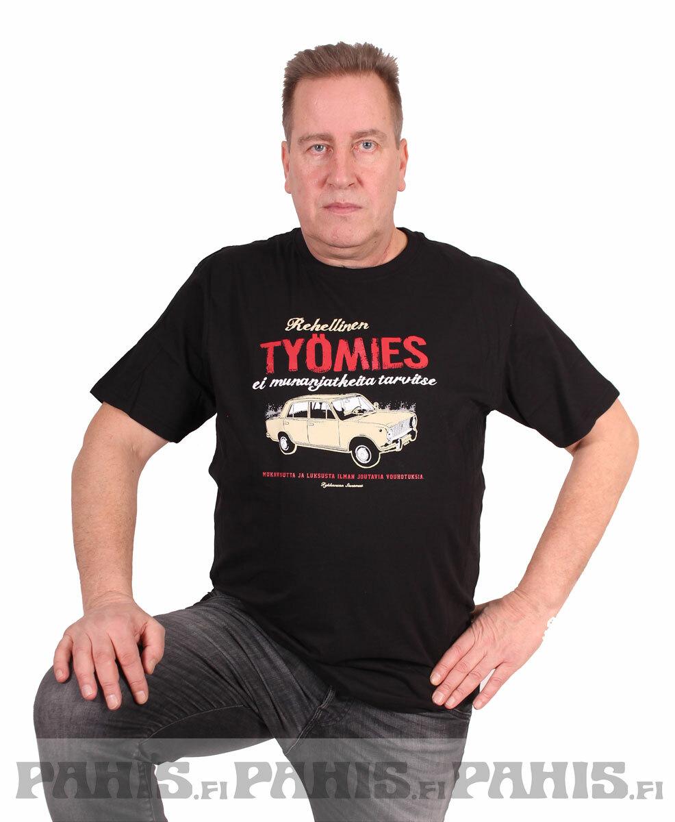 CRAFT Prime Tee tekninen t-paita omalla logolla