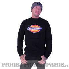 Dickies Harrison - collegepaita, musta