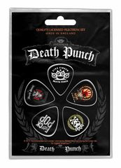 Death Punch 5FDP - Plektrasetti 5kpl