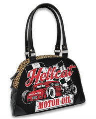 Hot Rod Hellcat Motor Oil - Käsilaukku