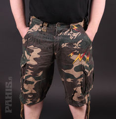 Minute Mirth Camo Diamond - Shortsit