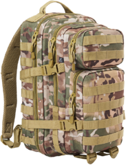 Brandit US Cooper Medium - reppu, tactical camo