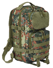 Brandit US Cooper Patch - reppu, Flecktarn