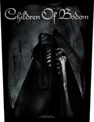 Children of Bodom Fear the Reaper - Kangasmerkki, selkä