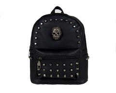 Gothx Skull and  studs - Reppu