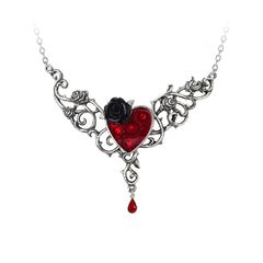 Alchemy Gothic The Blood Rose Heart - Kaulakoru
