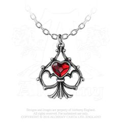 Alchemy Gothic Lucky In Love - Kaulakoru