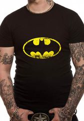 Batman Distressed - T-paita