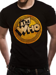 The Who 45 RPM - T-paita