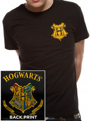 Harry Potter Colour Crest - T-paita