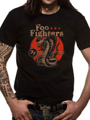 Foo Fighters Cobra - T-paita