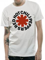 Red Hot Chili Peppers Asterisk - T-paita