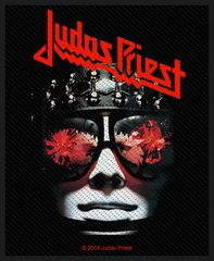 Judas Priest Hell Bent For Leather - Kangasmerkki