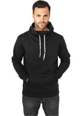 Urban Classics High Neck - Huppari, musta