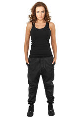 Urban Classics Deep Crotch - Housut
