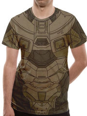 Halo 5 Master Chief Cosplay Belt - T-paita