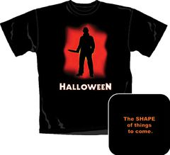 Halloween The Shape Of Things To Come - T-paita