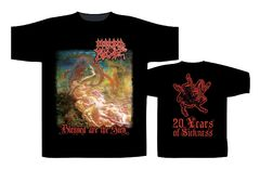 Morbid Angel Blessed Are The Sick - T-paita