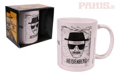 Breaking Bad Heisenberg Wanted - Muki