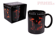 Black Sabbath 13 Flame - Muki
