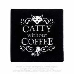 Alchemy Catty Without Coffee - Lasinalunen