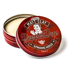 Dapper Dan Deluxe Matt Clay - Hiusvaha 100ml