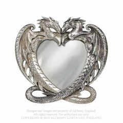 Alchemy Gothic Dragon's Heart - peili