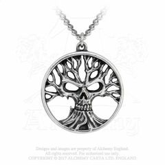 Alchemy Gothic Tree of Death - Kaulakoru