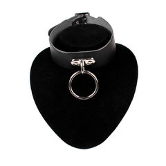 Bullet 69  - Choker, 2 row medium ring