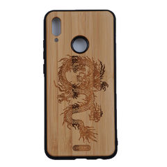 Dragon - Suojakuori, Huawei P smart (2019)