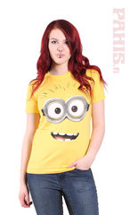Despicable Me 2 - Minion Smile - T-paita