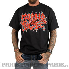 Morbid Angel Thy Kingdom Come - T-paita