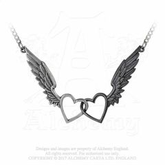 Alchemy Gothic Wings Of Love - Kaulakoru