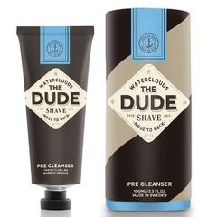 The Dude - Face Wash & Pre Shave 100ml