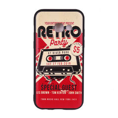 Retro Party - Suojakuori, Samsung Galaxy A3 (2017)