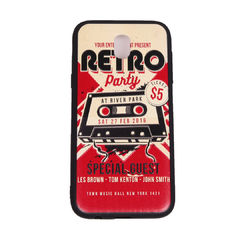 Retro Party - Suojakuori, Samsung Galaxy J5 (2017)