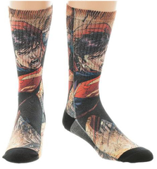 Superman Sublimated - sukat