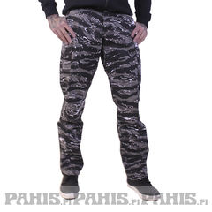 Rothco Color Camo BDU - Reisitaskuhousut, urban tiger