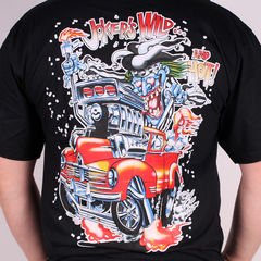 Rat Fink Wild and Hot - T-Paita