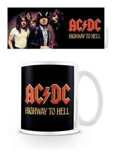 AC/DC Highway To Hell - Muki
