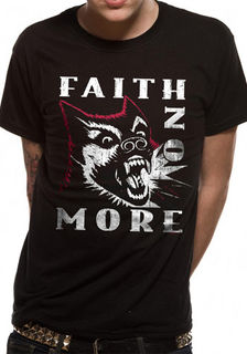 Bändipaidat Faith No More Vintage Dog - T-paita
