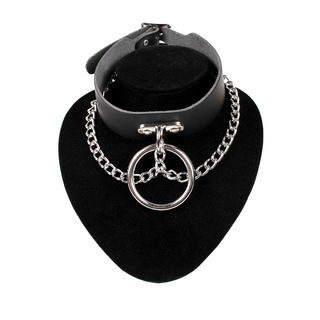 Bullet 69  - Choker, Ring and chain