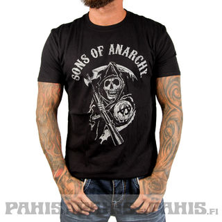 Sons Of Anarchy Reaper Logo - T-paita