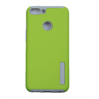 Lime Green - Suojakuori, Huawei P smart (2018)